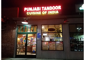 Anaheim indian restaurant Punjabi Tandoor