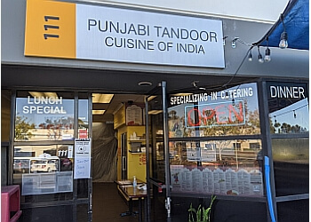 San Diego indian restaurant Punjabi Tandoor