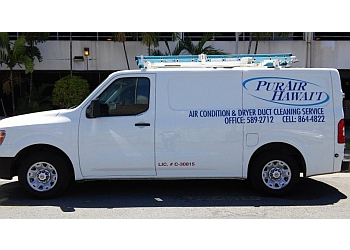 Honolulu hvac service Purair Hawaii