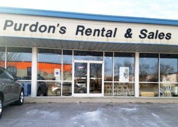 Lexington event rental company Purdon Rental & Sales