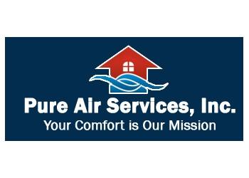 Hayward hvac service Pure Air Services, Inc.