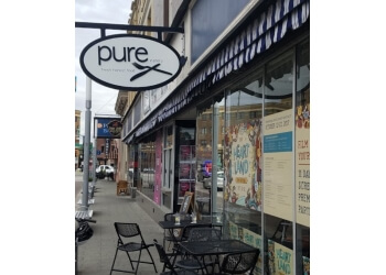 Indianapolis vegetarian restaurant Pure Eatery