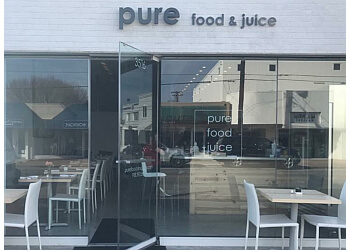 Tulsa juice bar Pure Food and Juice
