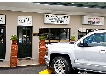 Tampa vegetarian restaurant Pure Kitchen