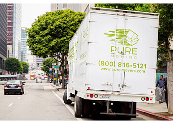 Los Angeles moving company Pure Moving Company