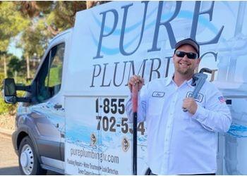 Las Vegas plumber Pure Plumbing, LLC