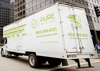 Long Beach moving company Pure Pros Movers