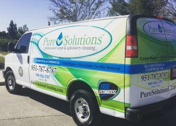 Riverside carpet cleaner Pure Solutions