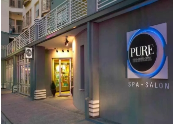 Dallas spa Pure Spa and Salon