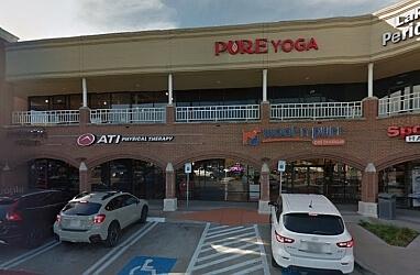 Dallas yoga studio Pure Yoga Dallas