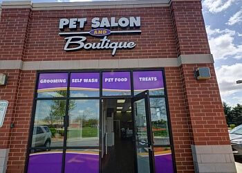 Aurora pet grooming PurrFurred Pet Boutique