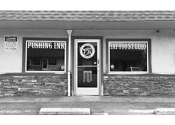 El Monte tattoo shop Pushing Ink Tattoo Studio