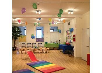 New York preschool Pusteblume International Preschool