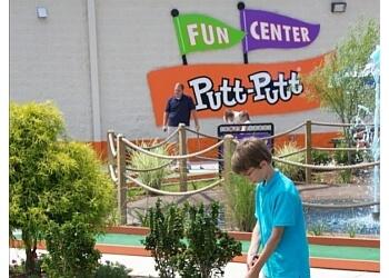 Arlington amusement park Putt-Putt Fun Center