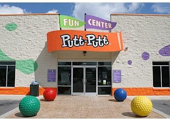 Fayetteville amusement park Putt-Putt Fun Center