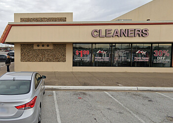 Garland dry cleaner Pyramid Cleaners