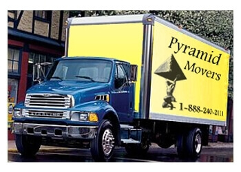 Vallejo moving company Pyramid Movers