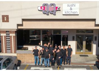 Spokane sushi QQ Sushi & Kitchen