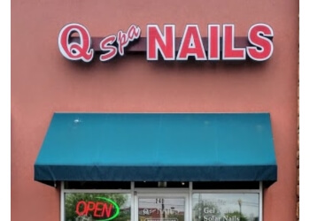 Fort Worth nail salon Q Spa Nails