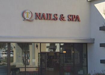 Orange nail salon QT Nails & Spa