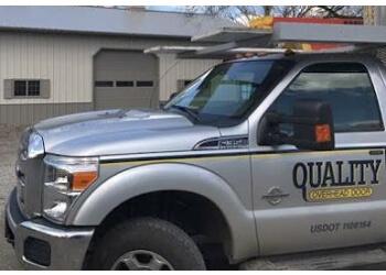 Rochester garage door repair QUALITY OVERHEAD DOOR