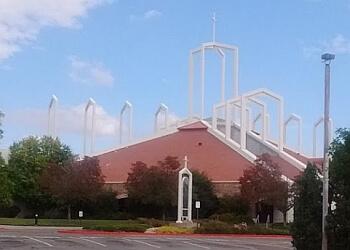 Aurora church QUEEN OF PEACE CATHOLIC CHURCH