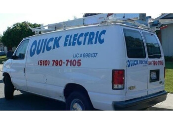 Hayward electrician QUICK ELECTRIC SERVICE