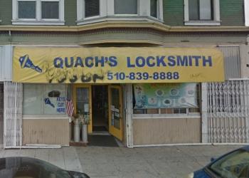 Oakland locksmith Quach's Locksmith