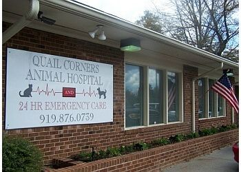Raleigh veterinary clinic Quail Corners Animal Hospital