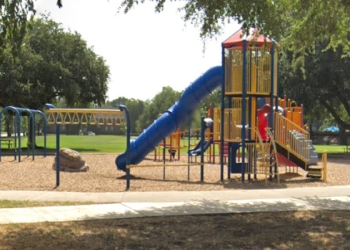 Denton public park Quakertown Park