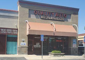 Rancho Cucamonga car repair shop Quality Auto Complete Auto Repair