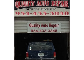 Miramar car repair shop Quality Auto Repair
