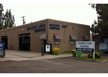 Pomona car repair shop Quality Auto Service