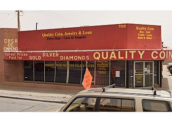 El Paso pawn shop Quality Coin Jewelry & Loans