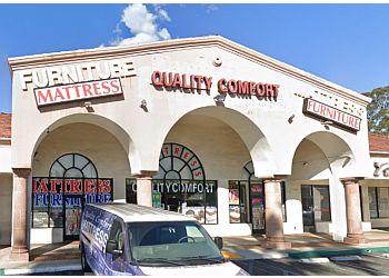 Fullerton mattress store Quality Comfort Mattress & Furniture