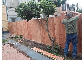San Francisco fencing contractor Quality Fence Co