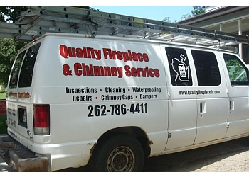 Madison chimney sweep Quality Fireplace & Chimney Service