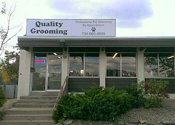 Ann Arbor pet grooming Quality Grooming LLC