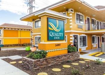 Hayward hotel Quality Inn