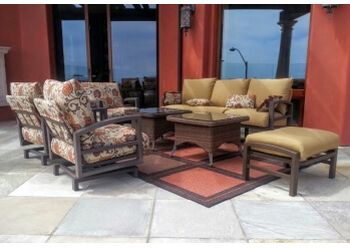 San Diego upholstery Quality Interiors & Patio Furniture Repair