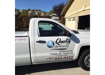 Vallejo landscaping company Quality Landscape And Maintenance