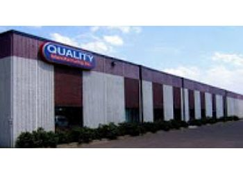 St Paul sign company Quality Manufacturing Inc.