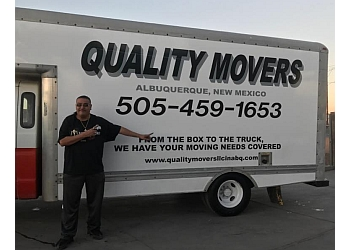 Albuquerque moving company Quality Movers LLC
