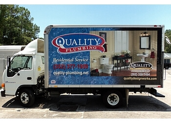Gainesville plumber Quality Plumbing of Gainesville, Inc.