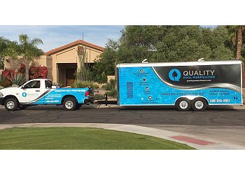 Gilbert pool service Quality Pool Service, Inc.