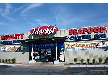 Austin seafood restaurant Quality Seafood