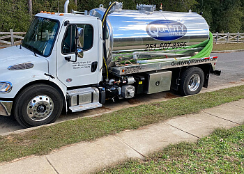 Mobile septic tank service Quality Septic LLC