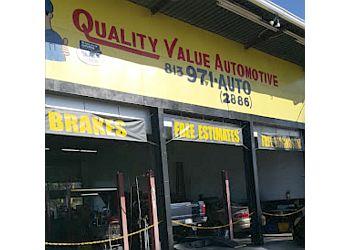 Tampa car repair shop Quality Value Automotive Repair