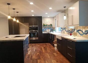 Aurora custom cabinet Quality Woodworks, LLC