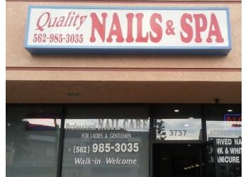 Long Beach nail salon Quality nails & spa